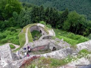 Ruinentour in der Pfalz
