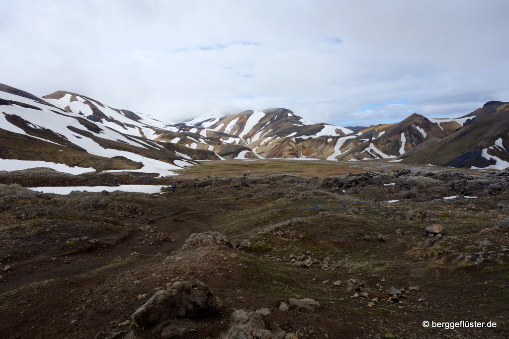 Island – Laugavegur und Fimmvörðuháls